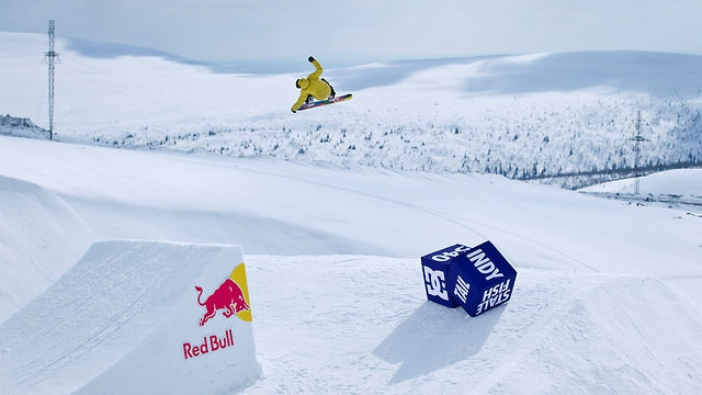 Red Bull Roll The Dice 2013 � ��������
