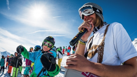 5-12 апреля - Livigno Snow Camp