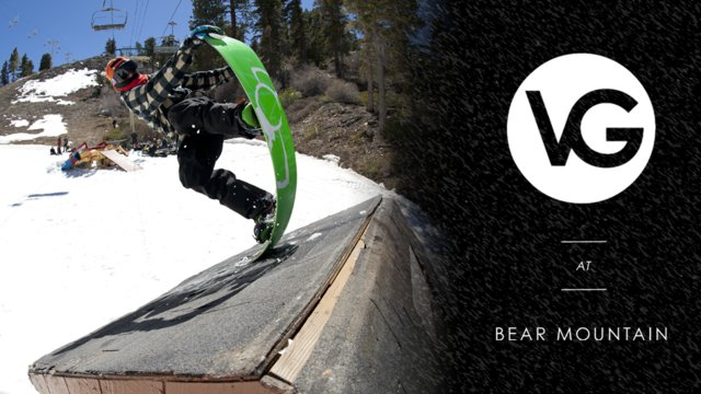 Videograss на  Bear Mountain!