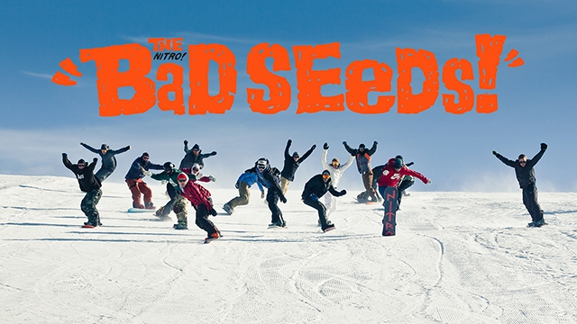 Nitro Snowboards ����������� ����� ������ ������ ����� - Bad Seeds