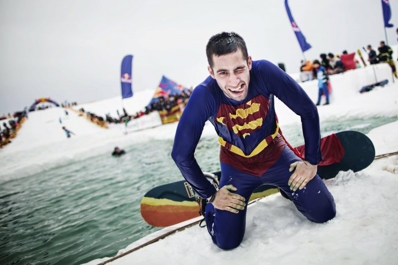 Red Bull Jump & Freeze: ������ �� ����!